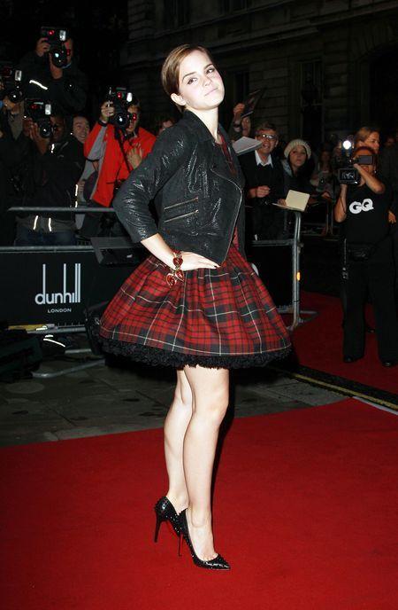 Styl Emmy Watson (FOTO)