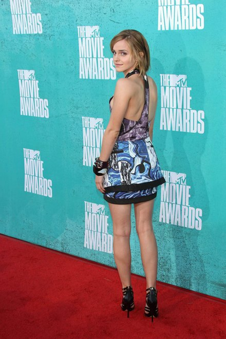 Kreacje na MTV Movie Awards (FOTO)/Emma Watson