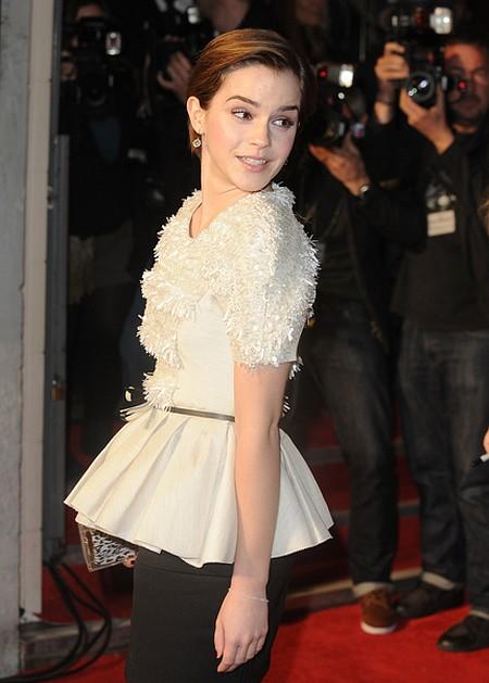 Emma Watson posiadaczką najpiękniejszej twarzy
