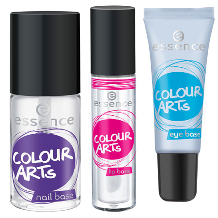 Jesienna kolekcja Essence Colour Arts