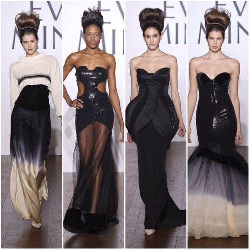 Cheryl Cole w sukience projektu Evy Minge!