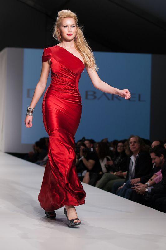 Najnowsza kolekcja Dina-El na Los Angeles Fashion Week