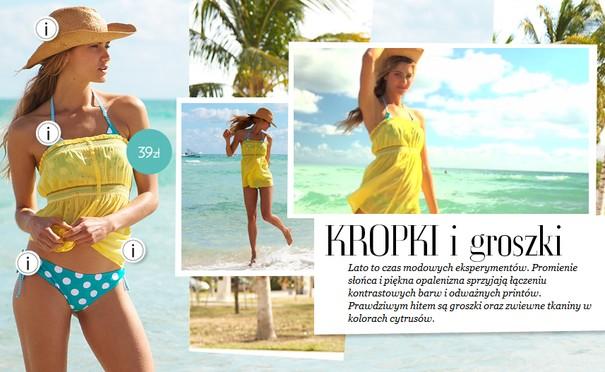 F&F - moda plażowa 2012 (FOTO)