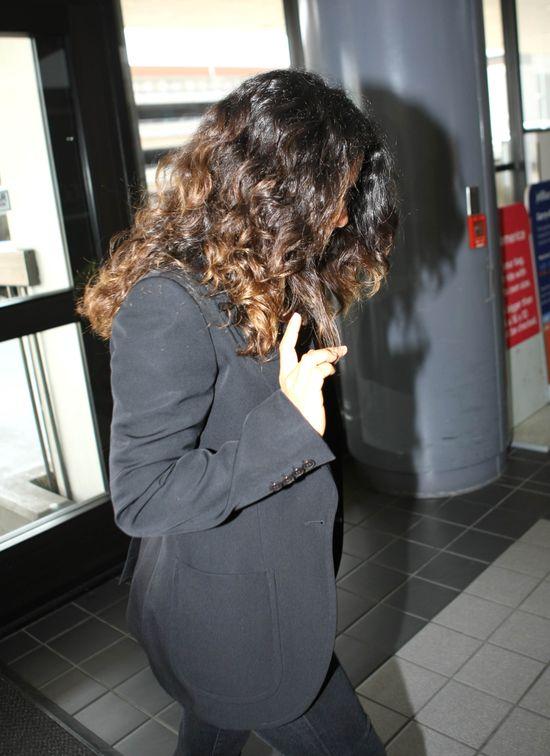 Która 46-latka zafundowała sobie ombre hair?