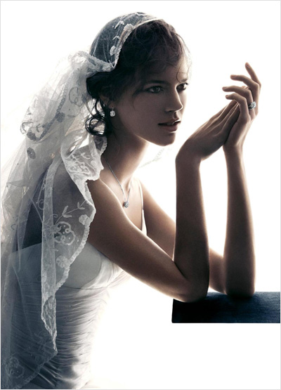 Freja Beha Erichsen reklamuje biżuterię (FOTO)