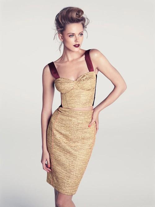 Frida Gustavsson dla H&M (FOTO)