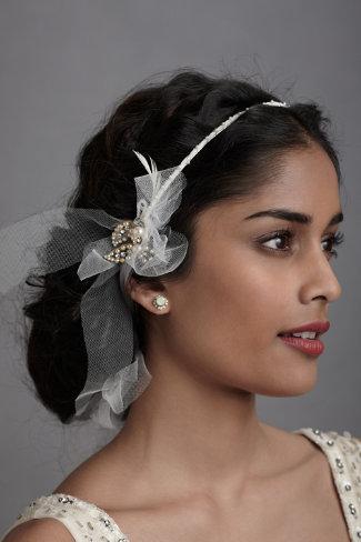 Romantyczne fryzury ślubne