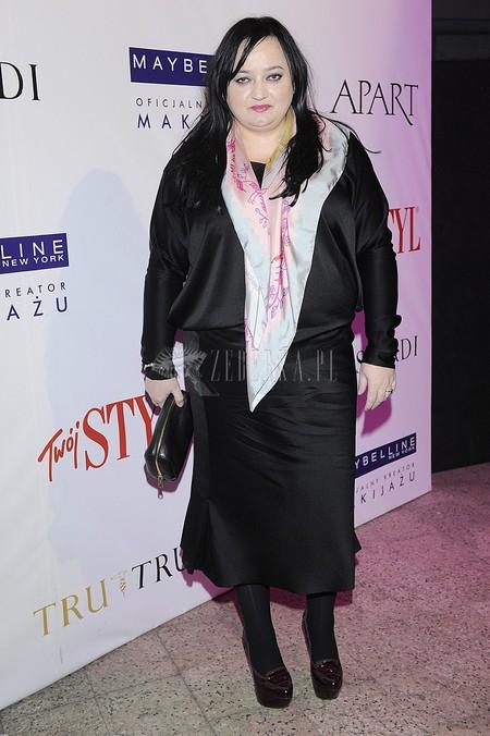 Plebiscyt Doskonałość Mody 2011 (FOTO)/Gosia Baczyńska