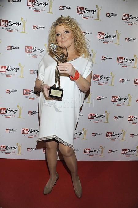 Gala Telekamery 2012 (FOTO)/Magda Gessler