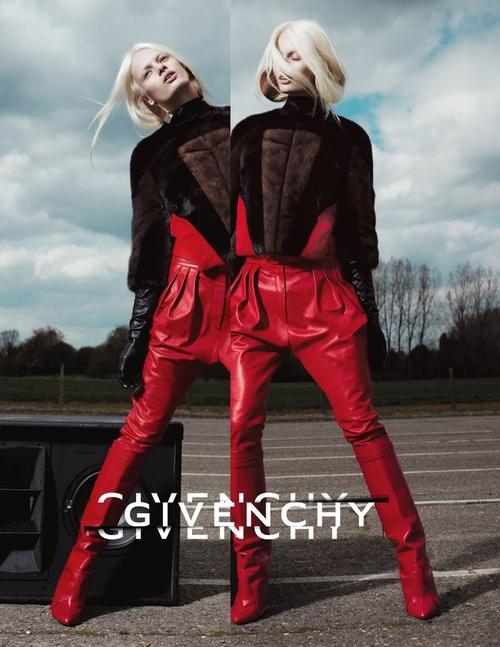 Givenchy Jesień/ Zima 2012.13