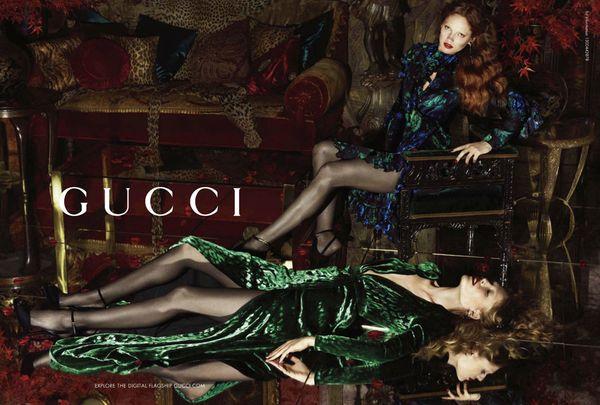 Gucci Jesień/Zima 2012/13 (FOTO)