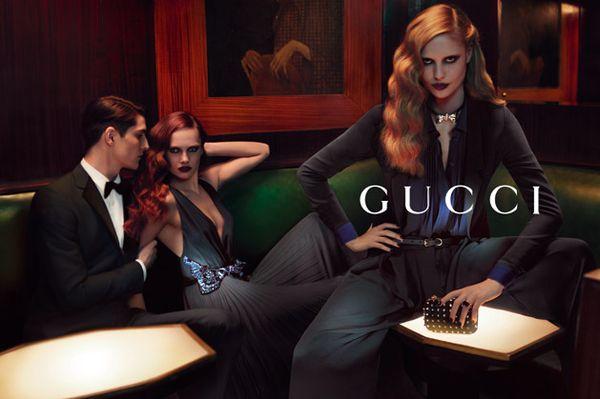 Gucci Pre-Fall 2012 (FOTO)