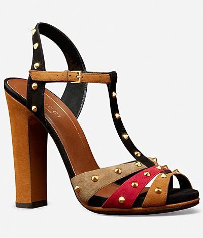 Buty z jesiennej kolekcji Gucci (FOTO)