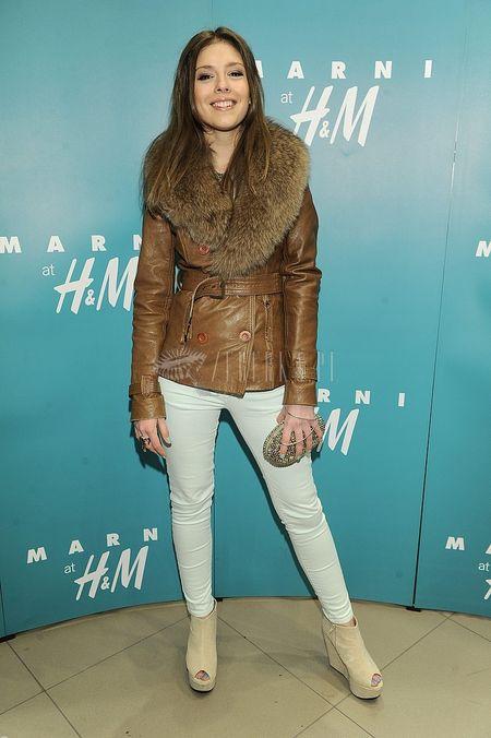 Gwiazdy na premierze Marni w H&M (FOTO)/Klaudia Halejcio