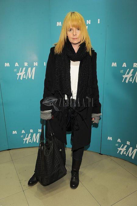 Gwiazdy na premierze Marni w H&M (FOTO)/Karolina Korwin-Piotrowska