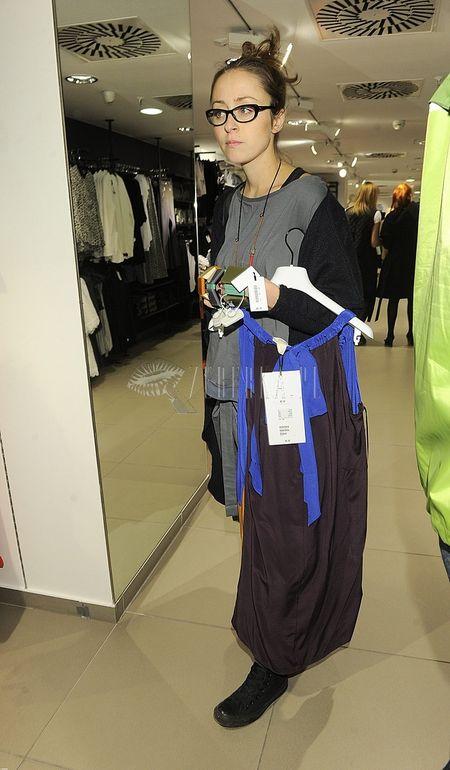 Gwiazdy na premierze Marni w H&M (FOTO)/Natalia Przybysz