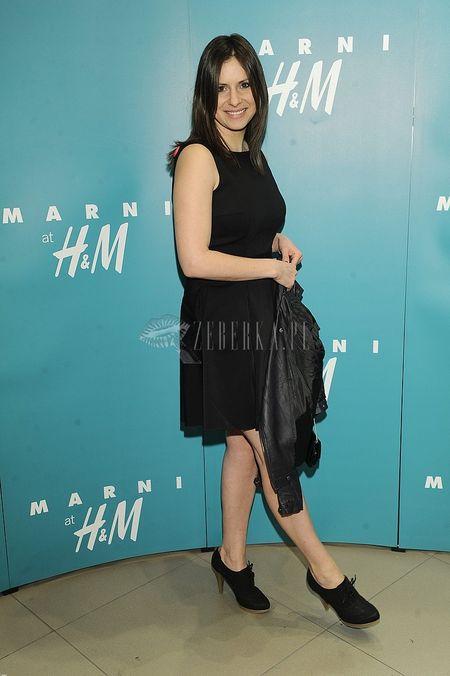 Gwiazdy na premierze Marni w H&M (FOTO)/Anna Kerth