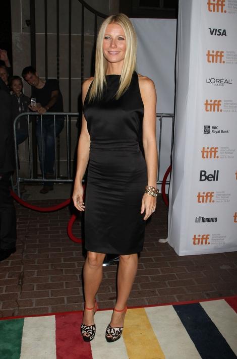 Gwyneth Paltrow w małej czarnej od Toma Forda (FOTO)