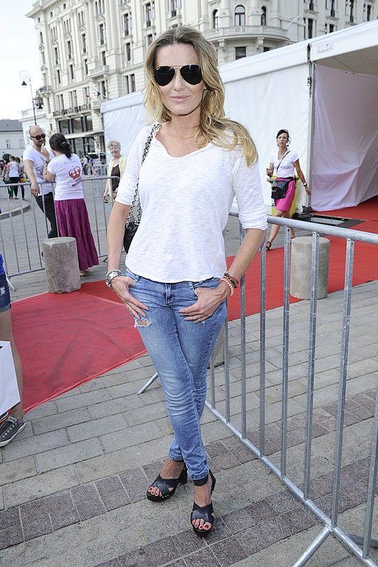 Hanna Lis w wersji eleganckiej i na sportowo (FOTO)