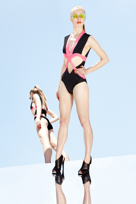 Herve Leger by Max Azria - kolekcja Resort 2013