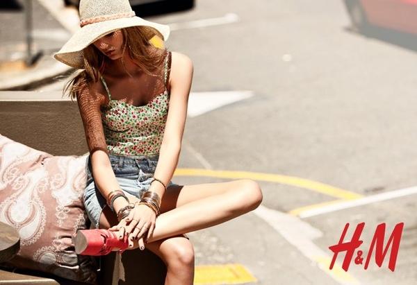 Kwiatowy zawrót głowy w H&M (FOTO)