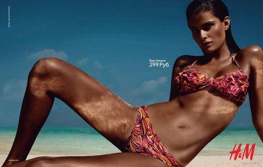 H&M promuje tanoreksję? (FOTO+VIDEO)