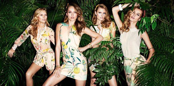 Pełna odsłona nowej kampanii H&M Conscious
