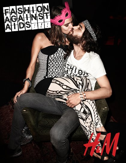 H&M Fashion Against AIDS 2012 (FOTO)