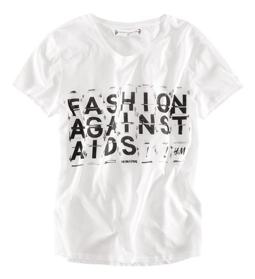 H&M Fashion Against AIDS (FOTO)