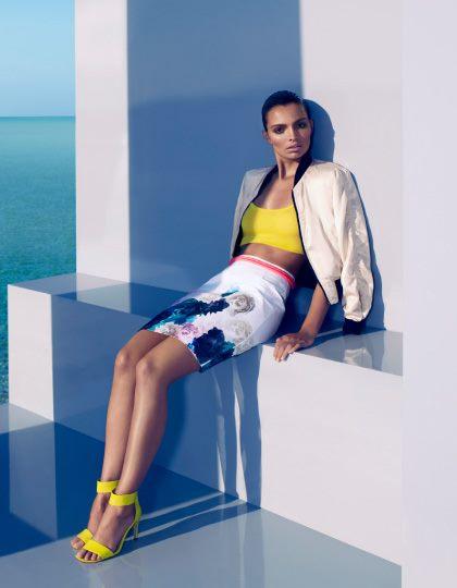 Kolekcja Dazzling Brights od H&M