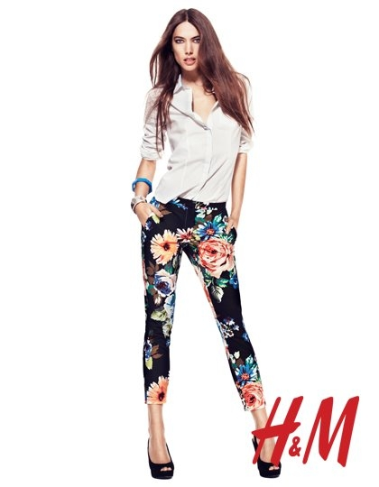 H&M Pants Collection na wiosnę