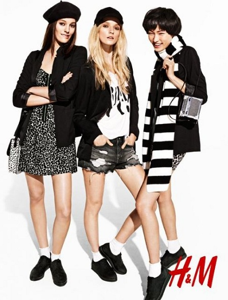 H&M - Divided Moods 2012