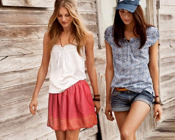 Letni weekend według H&M