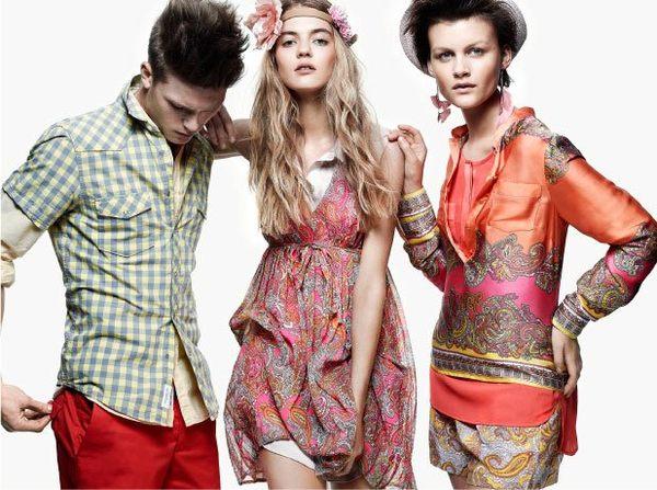 Kolejna wiosenna sesja marki H&M (FOTO)