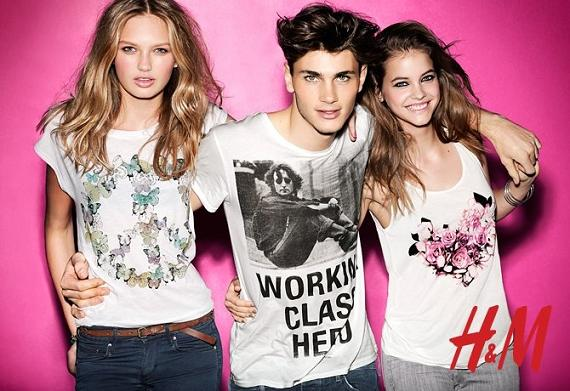 H&M - kolekcja Perfect Prints