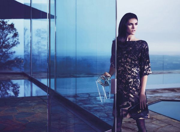 Hilary Rhoda dla Hugo Boss Black (FOTO)