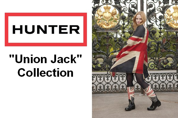 Kolekcja Hunter Union Jack (FOTO)