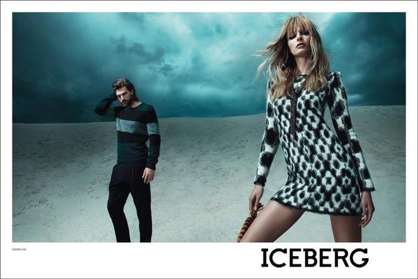 Edita Vilkeviciute dla Iceberg (FOTO)