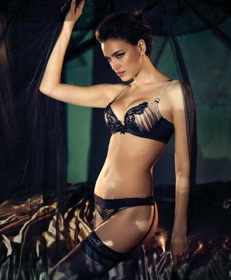 Irina Shayk w kampanii La Clover (FOTO)