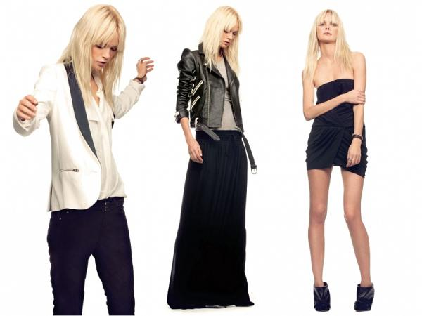 Французский бренд IRO приготовил для модниц новый лукбук весна-лето 2012.