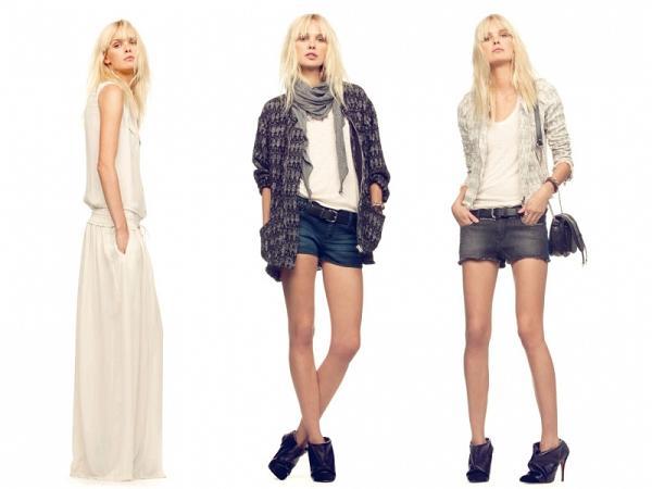 Коллекция одежды IRO весна/лето 2012.  Мода и стиль.  5. 4. 3. 2. 1.
