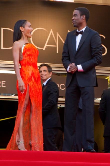 Jada Pinkett Smith w Atelier Versace (FOTO)
