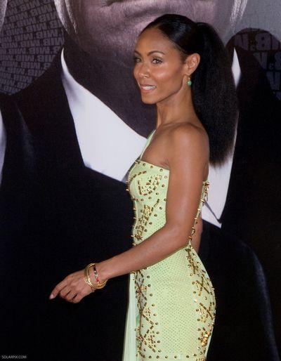 Jada Pinkett Smith w Versace (FOTO)