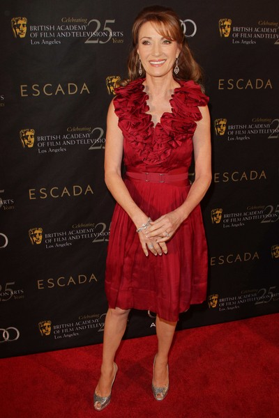 Gwiazdy na imprezie BAFTA (FOTO)/Jane Seymour