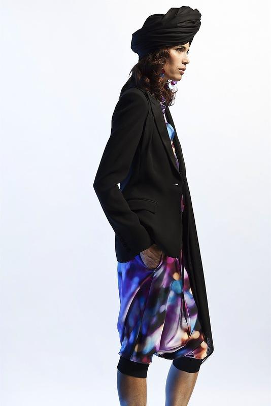 Jean Paul Gaultier - kolekcja Resort 2013