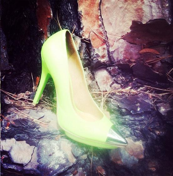 Buty na lato według Jeffreya Campbella