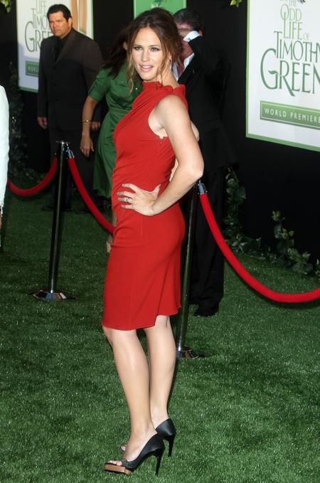 Jennifer Garner w sukience Lanvin (FOTO)