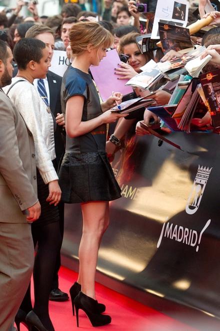 Jennifer Lawrence w sukience od Victorii Beckham (FOTO)