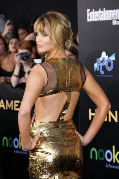 Jennifer Lawrence w sukni Prabal Gurung (FOTO)