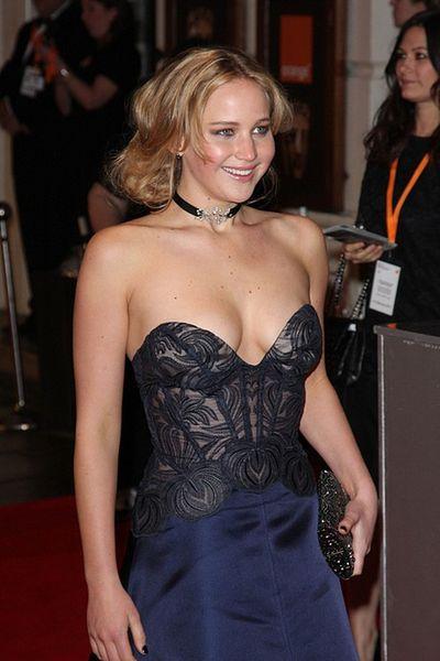 Czy Jennifer Lawrence jest gruba?